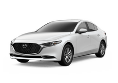 New Mazda Mazda3 Sedan at Portsmouth