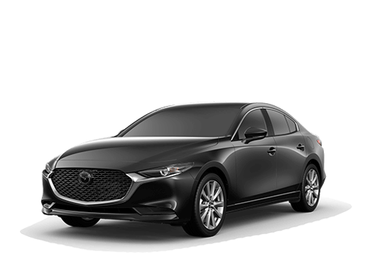 Mazda3 4-Door FWD w/Preferred Pkg