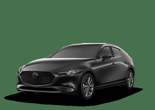 Mazda3 Hatchback FWD w/Preferred Pkg