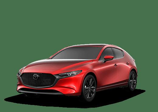 Mazda3 Hatchback FWD w/Premium Pkg