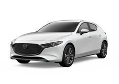 New Mazda Mazda3 Hatchback at Savannah