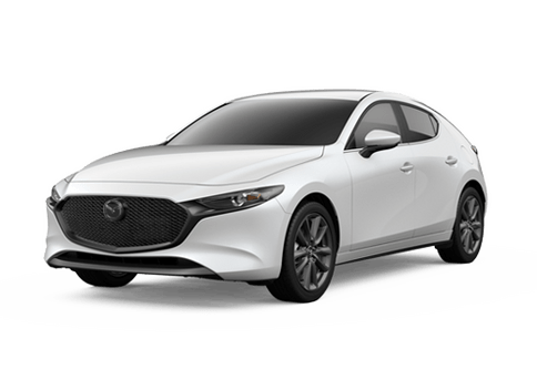 New Mazda Mazda3 Hatchback in Longview