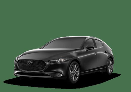 Mazda3 5-Door AWD w/Preferred Pkg