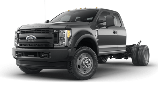 F-450 Super Duty Chassis XL 4x4 SuperCab