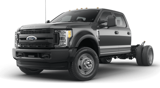 F-450 Super Duty Chassis XL 4x4 Crew Cab (203