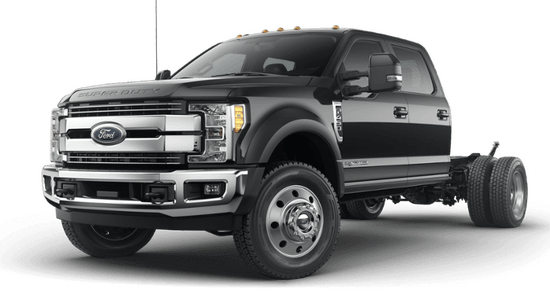 F-450 Super Duty Chassis Lariat 4x2 Crew Cab