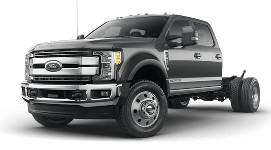 F-450 Super Duty Chassis Lariat 4x4 Crew Cab