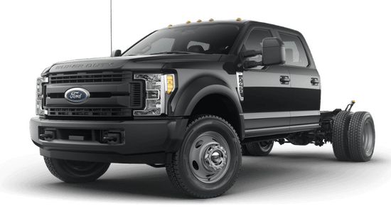 F-450 Super Duty Chassis XL 4x2 Crew Cab