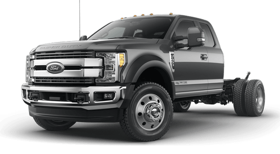 F-450 Super Duty Chassis Lariat 4x4 SuperCab