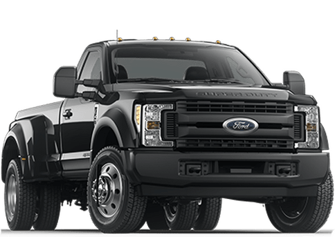 New Ford F-450 Super Duty in