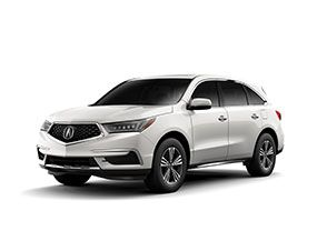 New Acura MDX in Bay Area