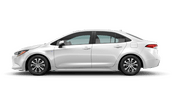 New Toyota Corolla Hybrid at Vacaville