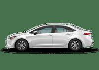 New Toyota Corolla Hybrid at Seaford