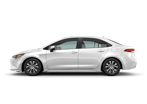 New Toyota Corolla Hybrid in Delray Beach