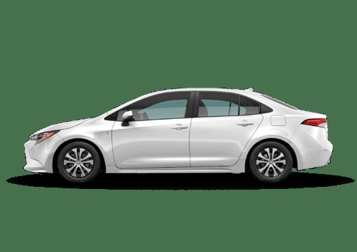 New Toyota Corolla Hybrid near Fallon