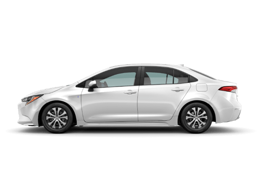 New Toyota Corolla Hybrid near Birmingham