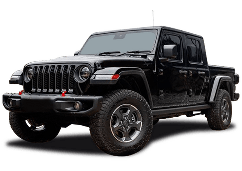New Jeep Gladiator in Calgary