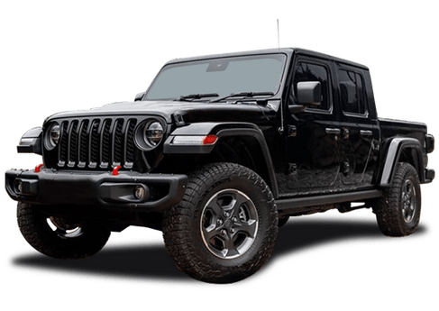 New Jeep Gladiator in Weslaco