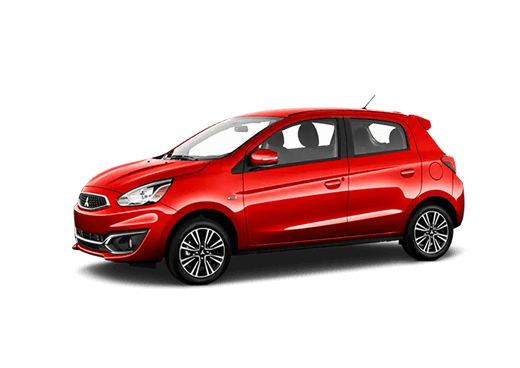New Mitsubishi Mirage in Wilmington