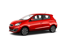 New Mitsubishi Mirage at Fairborn