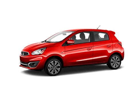 New Mitsubishi Mirage in Mission