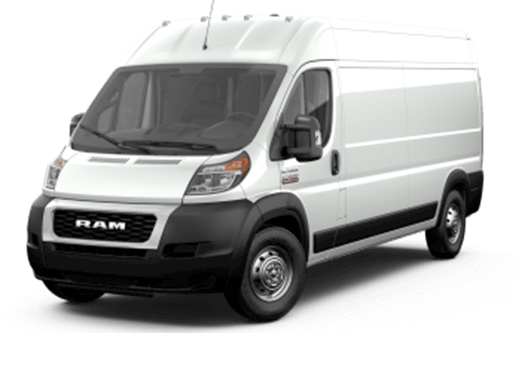 ProMaster 2500 2500 Cargo High Roof 159WB