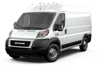 New RAM ProMaster 2500 at Paw Paw