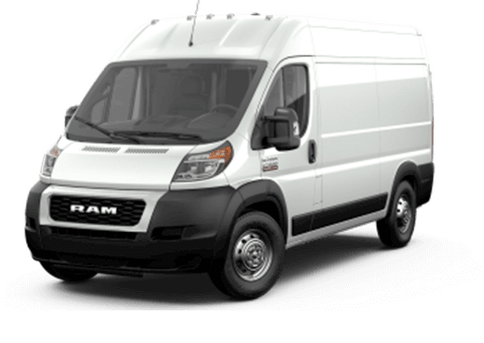 New Ram ProMaster 2500 in Raleigh