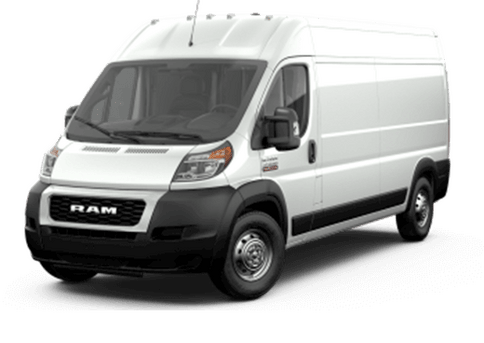New Ram ProMaster 3500 in Raleigh