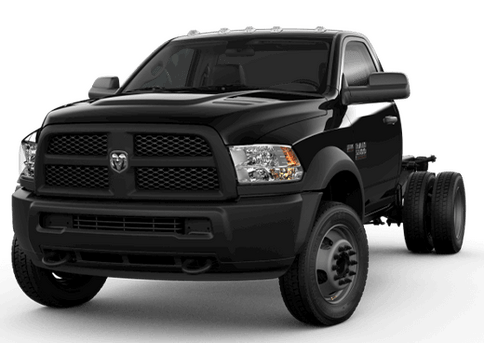 New Ram 5500HD in Bozeman