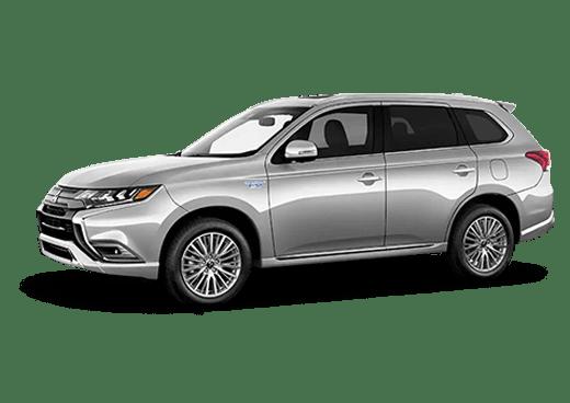 New Mitsubishi Outlander PHEV near Fairborn