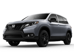 New Honda Passport at Holland
