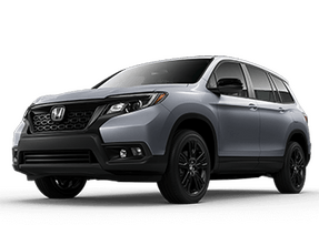 New Honda Passport at Chattanooga