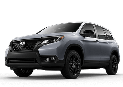 New Honda Passport in Meridian