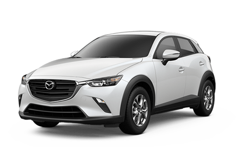 New Mazda CX-3 in Winnipeg