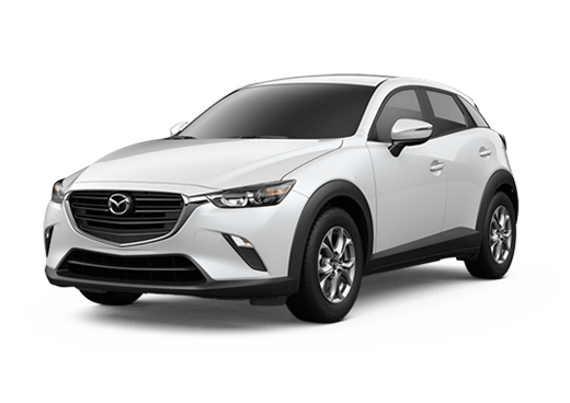 New Mazda CX-3 in Santa Fe
