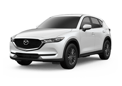 New Mazda CX-5 at Lodi