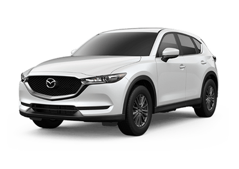 New Mazda CX-5 in Winnipeg
