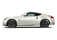 New Nissan 370Z at Wilkesboro