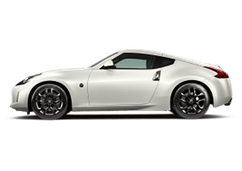 New Nissan 370Z at Dayton