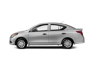 New Nissan Versa at Wilkesboro