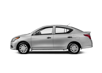 New Nissan Versa at Beavercreek