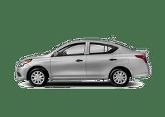 New Nissan Versa at Dayton