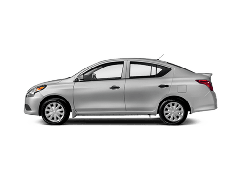 New Nissan Versa in McAlester