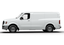 New Nissan NV 2500 HD at Eau Claire