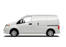 New Nissan NV200 at Eau Claire