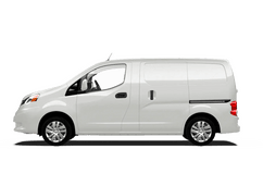 New Nissan NV200 at Dayton