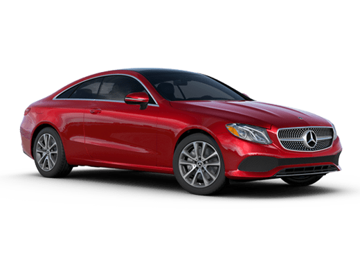 New Mercedes-Benz E 450 4MATIC® Coupe Fort Lauderdale, FL