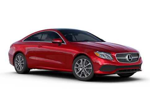 New Mercedes-Benz E 450 4MATIC® Coupe in Long Island City