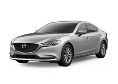 New Mazda Mazda6 at Portsmouth